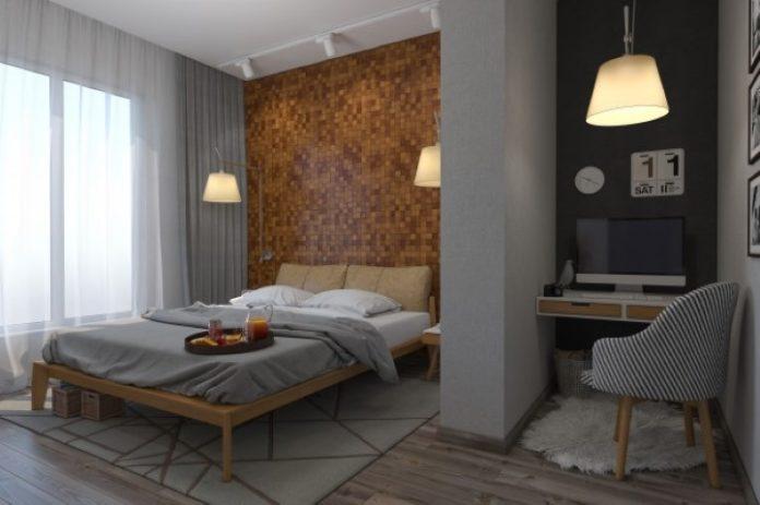 ทาสีห้องนอนสวยๆ