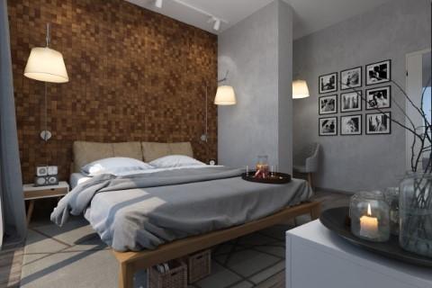 ทาสีห้องนอนสวยๆ1
