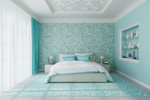 ทาสีห้องนอนสวยๆ17