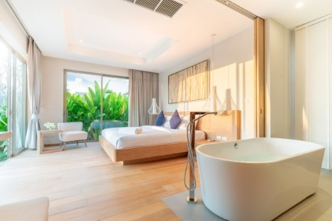 ทาสีห้องนอนสวยๆ19