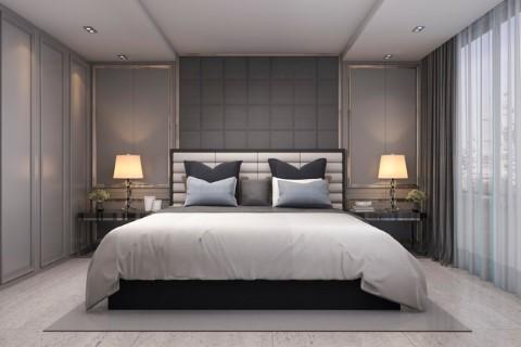 ทาสีห้องนอนสวยๆ4