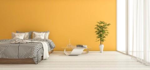ทาสีห้องนอนสวยๆ6