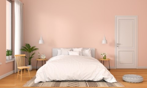 ทาสีห้องนอนสวยๆ7