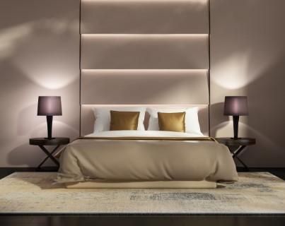 ทาสีห้องนอนสวยๆ9