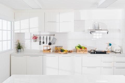 ทาสีห้องครัวเอง 1