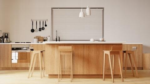 ทาสีห้องครัวเอง