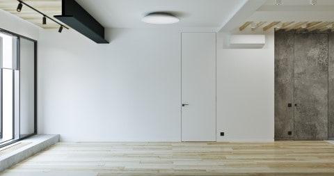 สีทาฝ้าเพดาน สีขาว 1