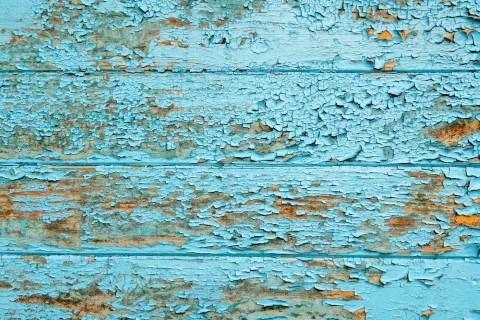 ทาสีพื้นไม้เทียม